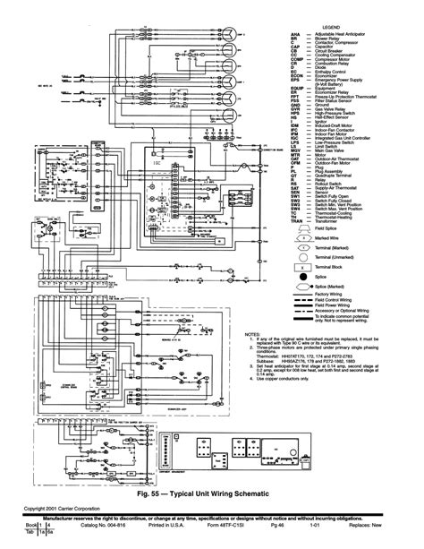 carrier literature wiring diagrams carrier package units wiring diagrams carrier package unit furnace diagram carrier rooftop