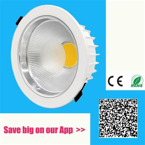 Lu Downlight 40 Watt aliexpress buy 5w 7w 10w 12w 15w 20w 30w 40w 50w 60w
