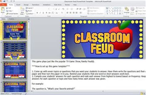 10 Best Images About Family Feud On Pinterest Activities Question And Answer And Math Family Feud Classroom