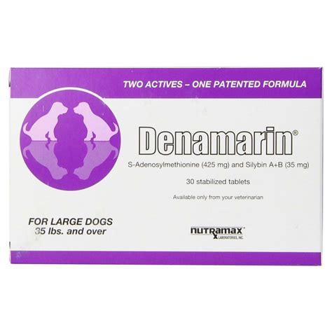 denamarin for dogs nutramax denamarin for large dogs 30 tablets pricefalls