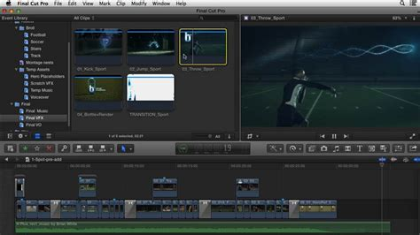 final cut pro video editing software free download commercial editing techniques with final cut pro x v10 0 9