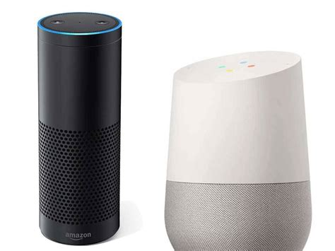amazon echo vs google home which one is better amazon echo vs google home alexa or ok google