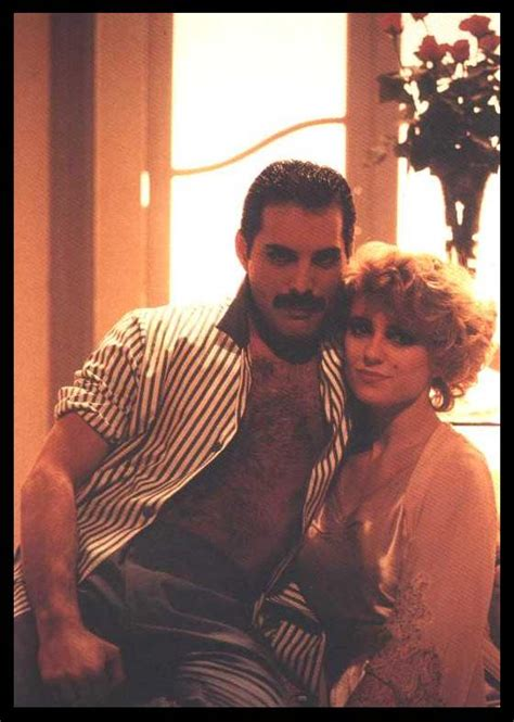 born freddie mercury freddie with debbie ash queen photos