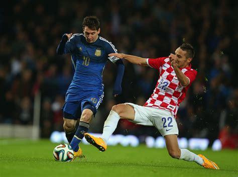 Argentina Và Croatia Lionel Messi Photos Argentina V Croatia 3528 Of 9850