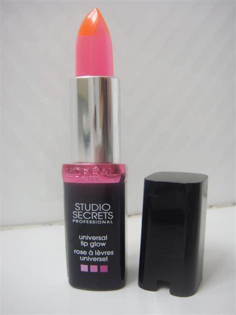 L Oreal Studio Look review l or 233 al studio secrets universal lip glow stylelab