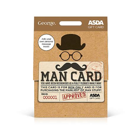 Buy Asda Gift Card - man gift card all occasions gift cards asda direct