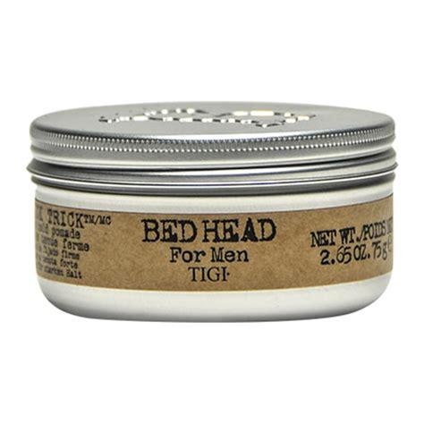 bed head for men tigi bed head for men slick trick pomade 75g free delivery