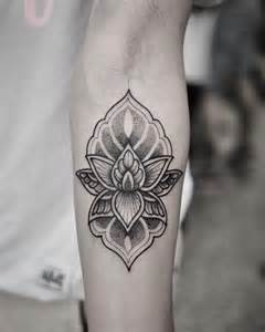 Lotus Forearm What You Need To About Inspired Tattoos
