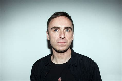 icymi raf simons named new chief creative officer at calvin klein the source