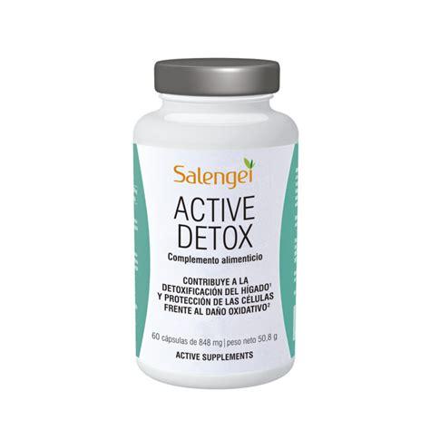Active Detox by Salengei Active Detox 60 Caps Satisfarma