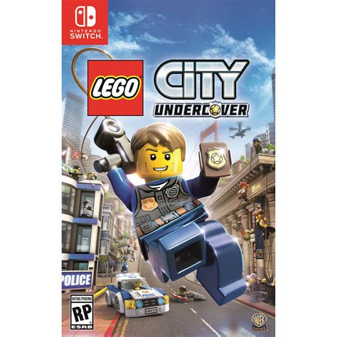Switch Lego City Undercover 1 lego city undercover nintendo switch 1000639089 b h photo