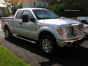 2012 Ford F 150 Cab 2012 Ford F 150 Xlt Extended Cab 4 Door 3 5l