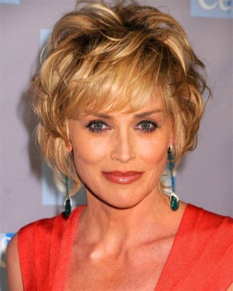 hairstyles for full faces over 50 short hairstyles for women over 50 with fine hair short