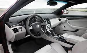 2011 Cadillac Cts Interior 2011 Cadillac Cts V Coupe Interior Photo