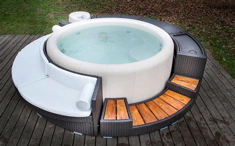 vasche idromassaggio da giardino softub vasca idromassaggio da esterno edenpark firenze