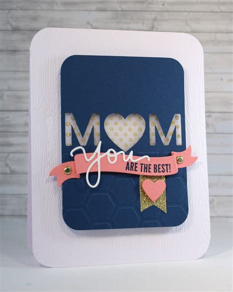 Best Gift Cards For Mom - sprinkled with glitter mom you are the best card gift card holder