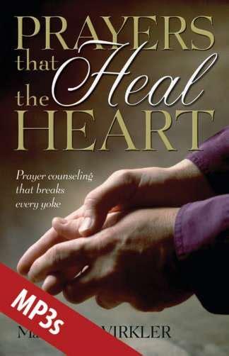 Prayers That Heal The Heart Audio Mp3