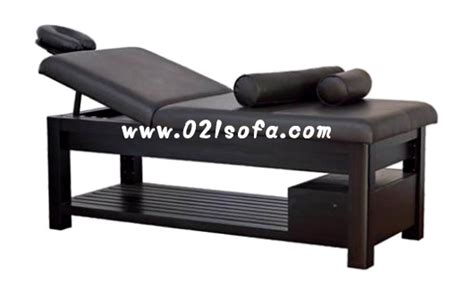 massage table spa table wood beauty salon massage bed