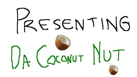 coconut song the coconut song slower youtube