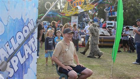 Simmons College Mba Grants by Thousands Turn Out For Jimboomba Bush Fete Jimboomba Times