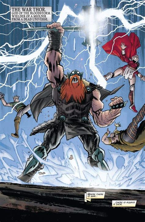 mighty thor vol 4 the war thor all reviews the mighty thor 700 comics amino