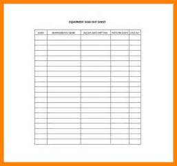 sign in template free 14 equipment sign in and out sheet day care receipts