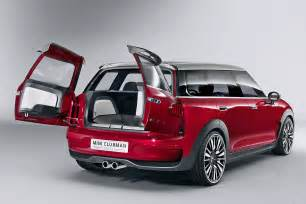 Mini Of Service Imagini In Premiera Cu Noul Mini Clubman 2014 Service Mini