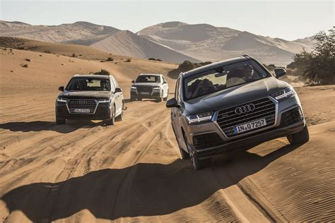 2016 Audi Q7 Front End In Motion 02 Photo 42 2016 Audi Q7 Drive Photo Gallery Motor Trend
