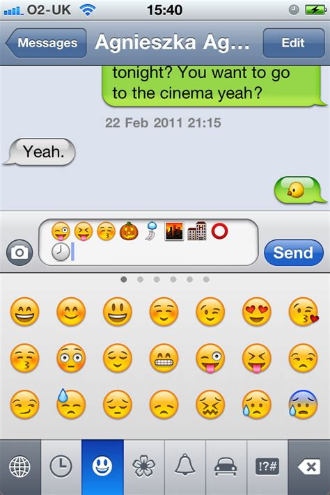 how to see iphone emoji on android how to send and receive emoticons emoji from iphones on your android phone theunlockr