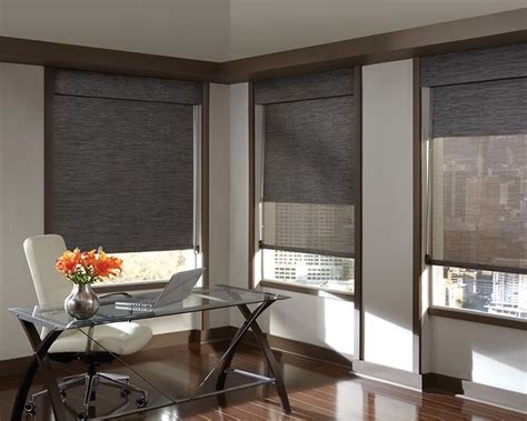 contemporary window blinds best 25 contemporary window treatments ideas on pinterest