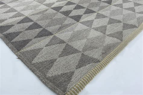 sided rug swedish flat weave sided rug bb6316 by doris leslie blau