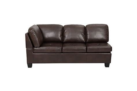 vegan leather couch best leather sofa brands roselawnlutheran