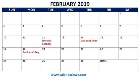 february  calendar  holidays printable februarycalendar februarycalendar