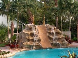 pool waterfalls ideas swimming pool waterfalls water features pool design ideas