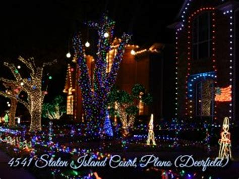 christmas lights plano tx 2017 christmas and holiday light displays in collin county