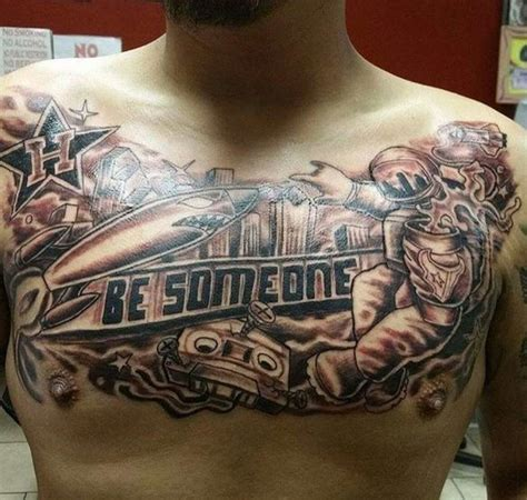 houston oilers tattoo houston s favorite inspires permanent