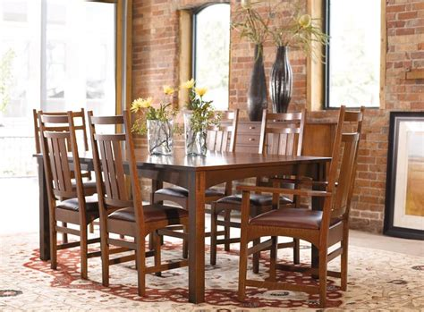 Harvey Ellis Dining Table Stickley Harvey Ellis Table Dining Dining Rooms Furniture And Interiors