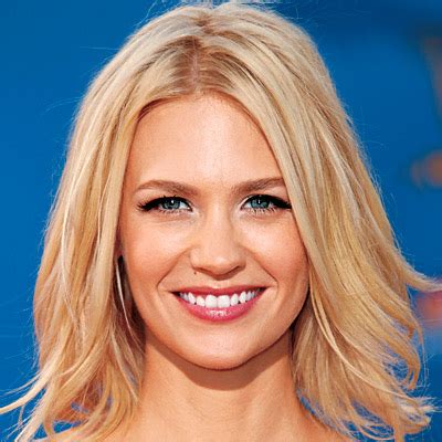 Choppy Lob Haircut | lob haircut january jones