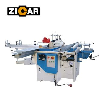 combination woodworking machines for sale used zicar ml410h combination woodworking machine with 6