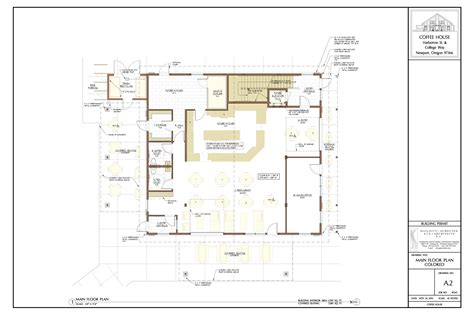 coffee shop floor plans find house plans wilder buzz construction begins on solar powered coffee