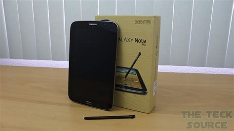 samsung galaxy note  tablet  unboxingoverview