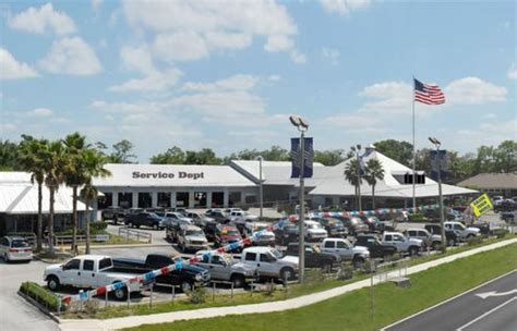 aerial view of dealership gibson truck world sanford fl 32773 car dealership and