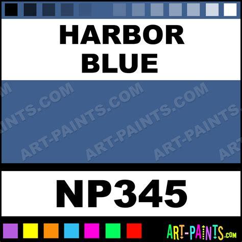 harbor blue nupastel 96 set pastel paints np345 harbor blue paint harbor blue color