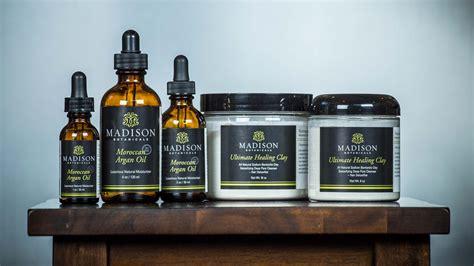 Product Label botanicals product label design