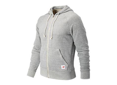 Jual Hoodie New Balance miusa classic zip hoodie s 71514 jackets lifestyle new balance