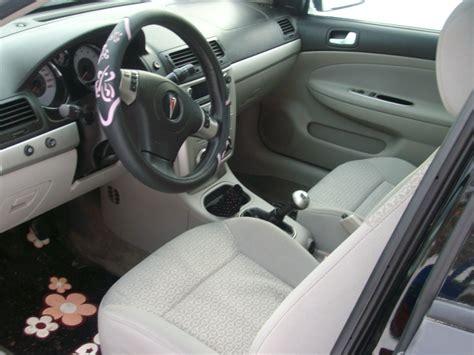 G5 Interior by 2007 Pontiac G5 Interior Pictures Cargurus