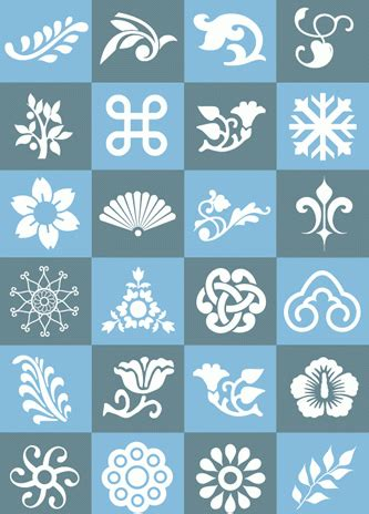 pattern ai file free download ai decorative pattern vector free psd files free vector