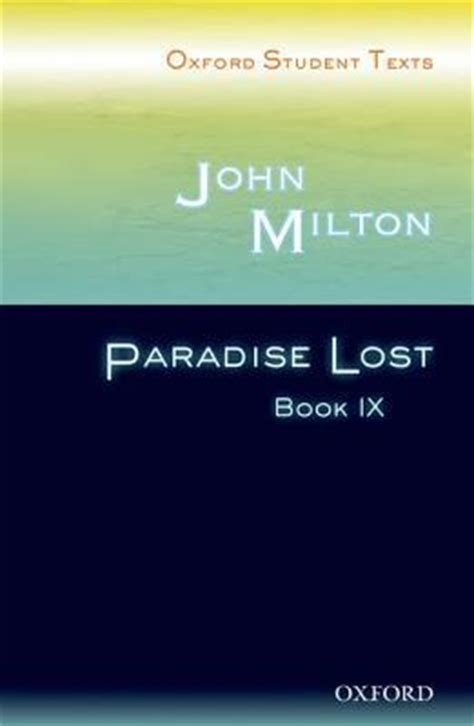 Paradise Lost Book 9 Essay by Paradise Lost Book 9 By Milton Reviews Discussion Bookclubs Lists