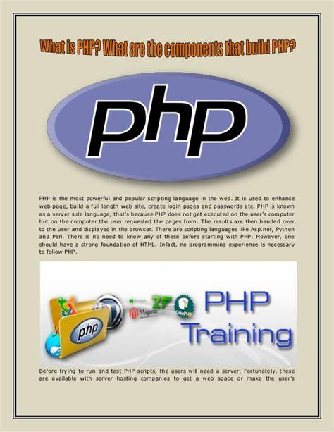 Php Tutorial In Kolkata | php training in kolkata