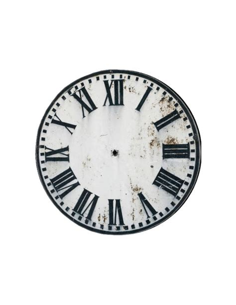 printable clock faces for crafts 17 best images about clock faces on pinterest vintage